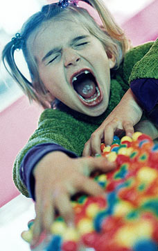 Temper Tantrums: How & Why?