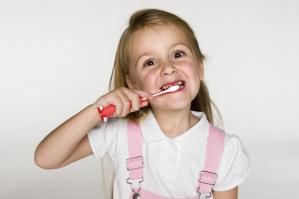 Dental care in children